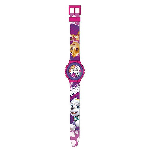 Paw Patrol Digital Watch - Pink and Purple