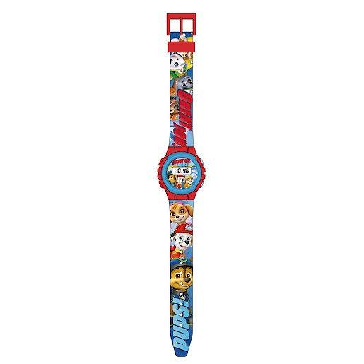 Paw Patrol Digital Watch - Blue and Red