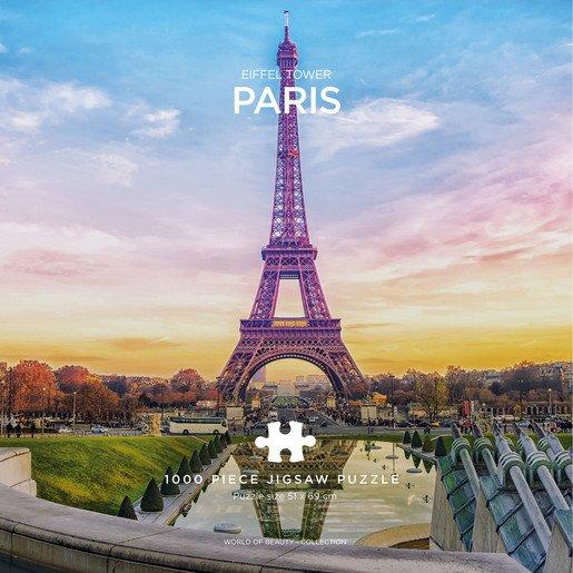 Paris Puzzle - 1000 Pieces