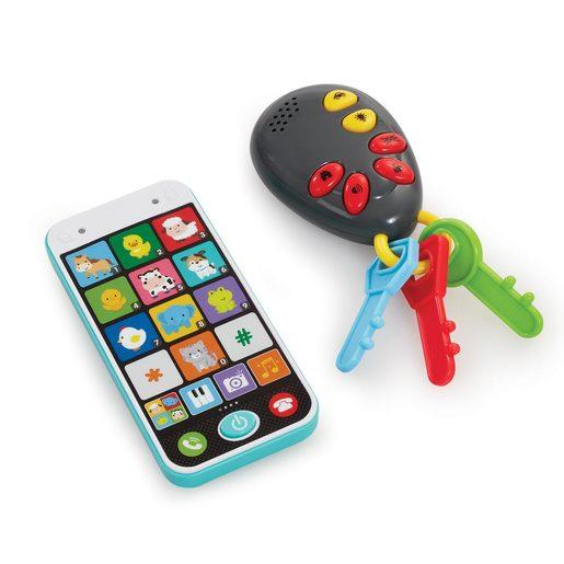 Little Lot Musical Phone & Keys Set