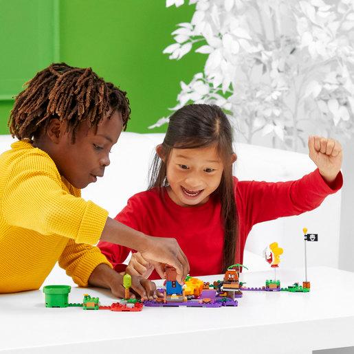 LEGO Super Mario Wiggler's Poison Swamp Expansion Set - 71383