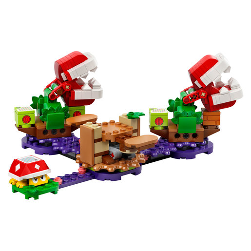 LEGO Super Mario Piranha Plant Puzzling Challenge Expansion Set - 71382