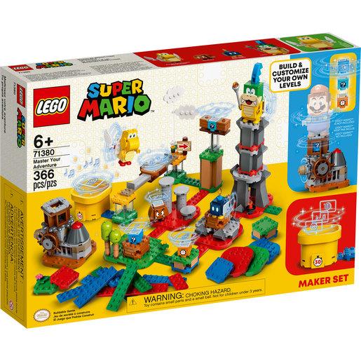 LEGO Super Mario Master Your Adventure Maker Set - 71380