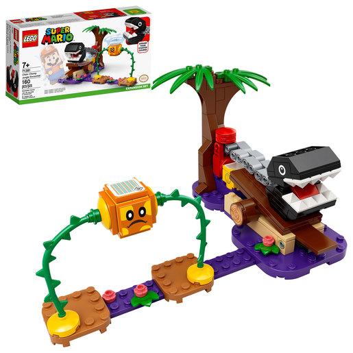 LEGO Super Mario Chain Chomp Jungle Encounter Expansion Set - 71381