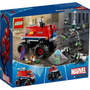 LEGO Marvel Spider-Man: Spider-Man's Monster Truck VS. Mysterio