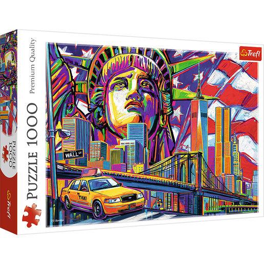 Trefl New York Puzzle - 1000pcs.