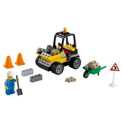LEGO City Roadwork Truck - 60284