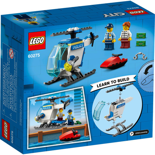 LEGO City Police Helicopter - 60275