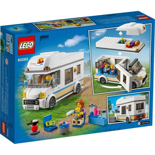 LEGO City Holiday Camper Van - 60283