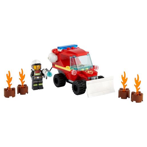 LEGO City Fire Hazard Truck - 60279