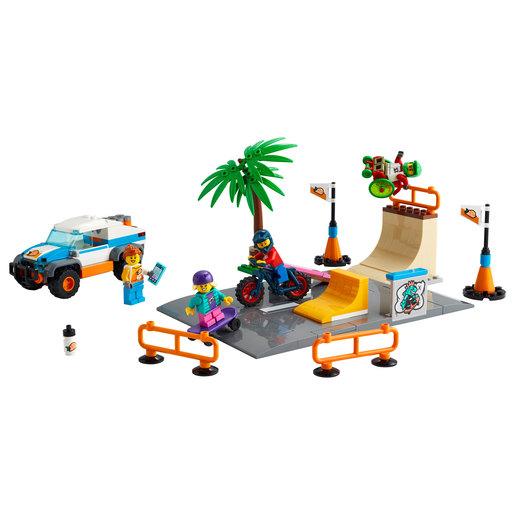 LEGO City Community Skate Park - 60290