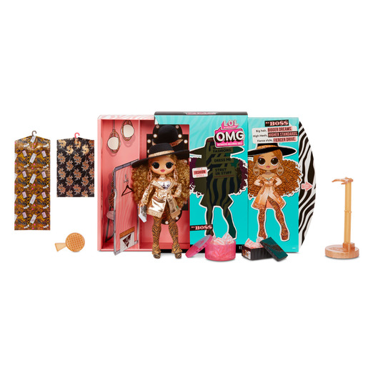 L.O.L. Surprise! Outrageous Millennial Girls Fashion Doll - Da Boss