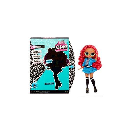 L.O.L. Surprise! Outrageous Millennial Girls Fashion Doll - Class Prez