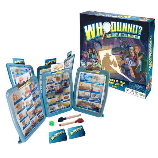 Yulu - Who Dunnit Game