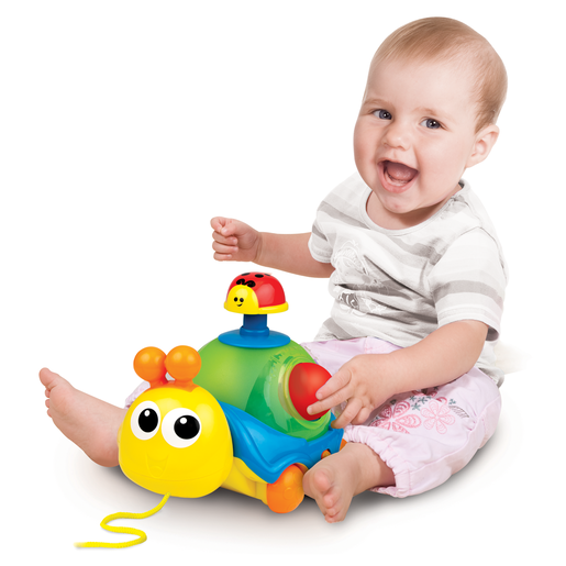 WinFun Spin and Pull Snail