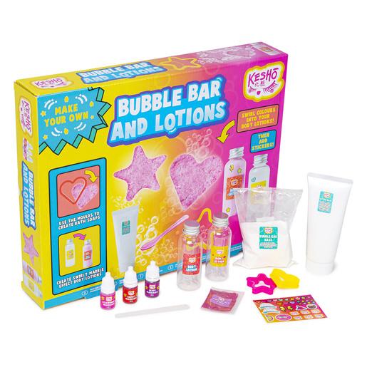 Kesho - Bubble Bar Lotion