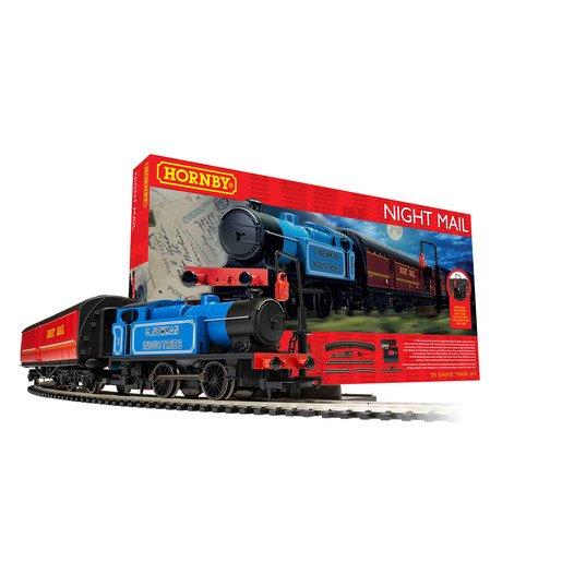 Hornby Night Mail Train Set
