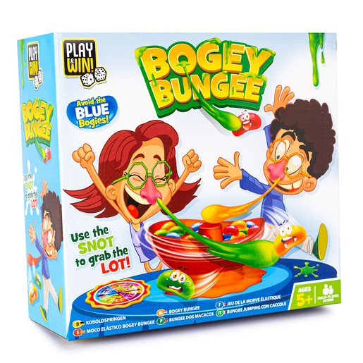 Play and Win Bogey Bungee Game