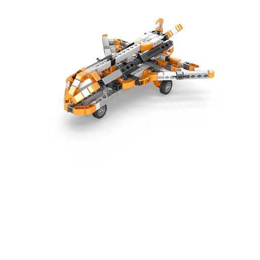 Engino Inventor Mechanics Space Shuttle (5 Bonus Models)