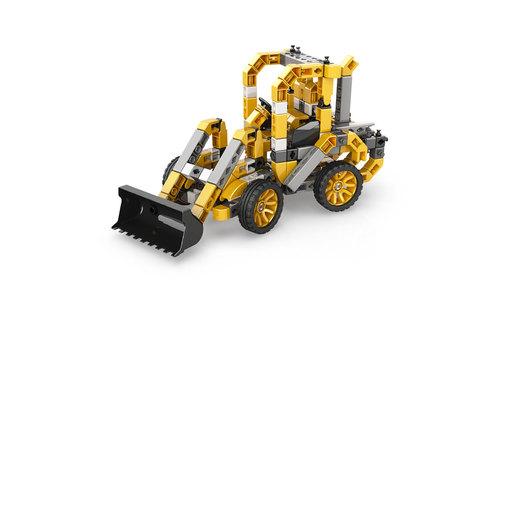 Engino Inventor Mechanics Excavator (5 Bonus Models)