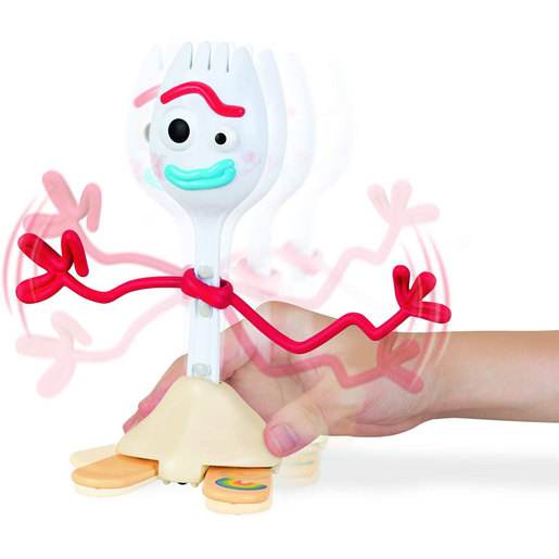 Disney Pixar Toy Story 7 inch Interactive Figure - Forky