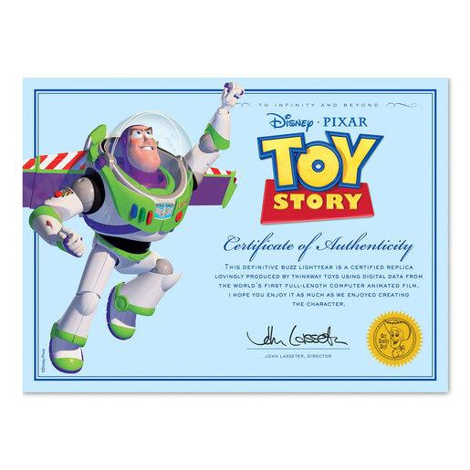 Disney Pixar Toy Story 4 Talking Figure - Buzz Lightyear Space Ranger