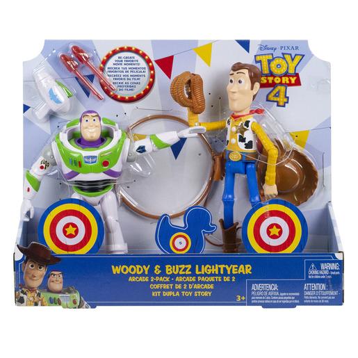 Disney Pixar Toy Story 4 - Woody And Buzz Lightyear