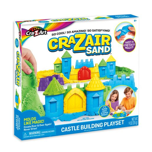 Cra-Z-Art - Sand Castle Building Playset