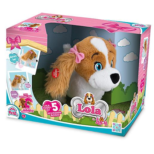 Club Petz Lola Animated Dog Soft Toy