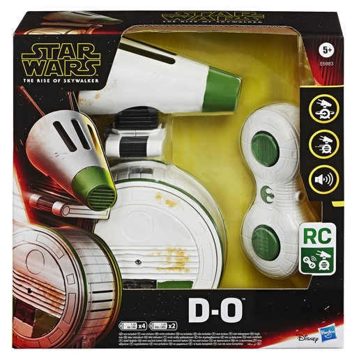 Star Wars: The Rise of Skywalker RC D-O