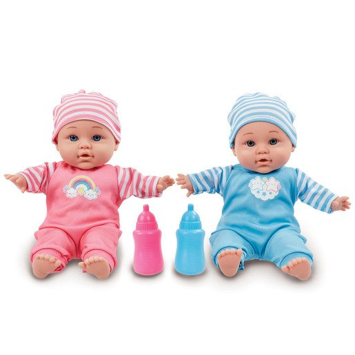 Be My Baby Twin Tots