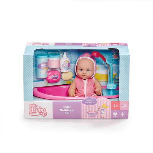Be My Baby Bathtime Playset