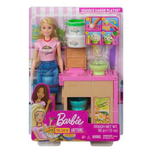 Barbie Noodle Maker Playset