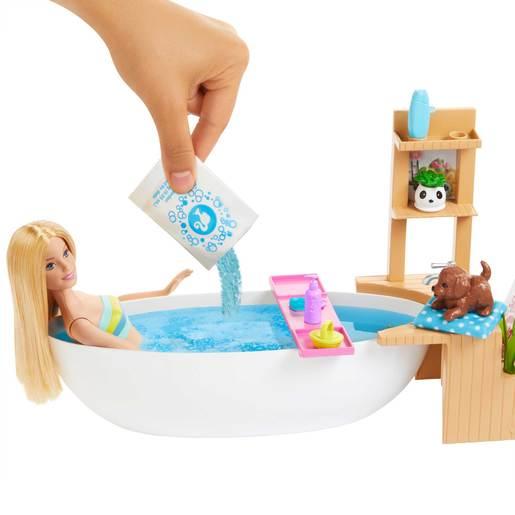 Barbie Fizzy Bath Doll