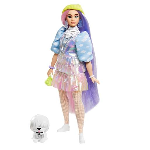 Barbie Extra Doll - Beanie