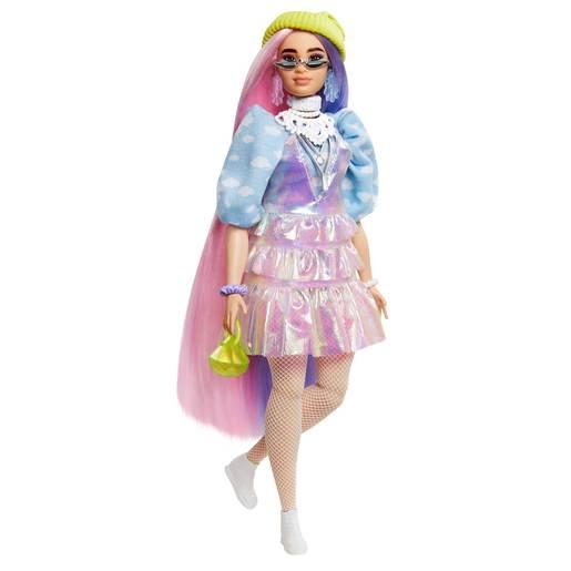 Barbie Extra Doll - Beanie