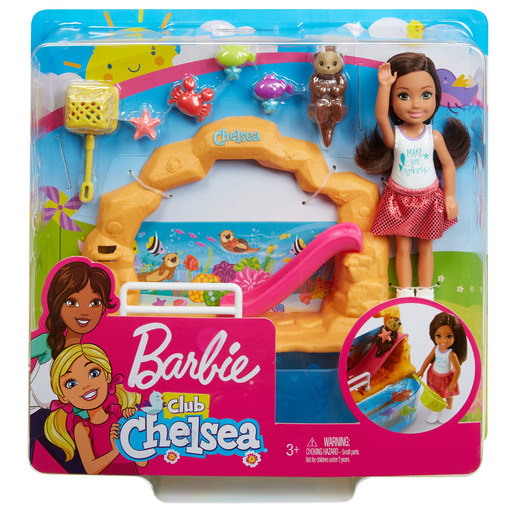 Barbie Chelsea Club - Aquamarine