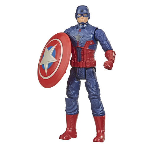 Marvel Gamerverse Captain America Oath Keeper Figure