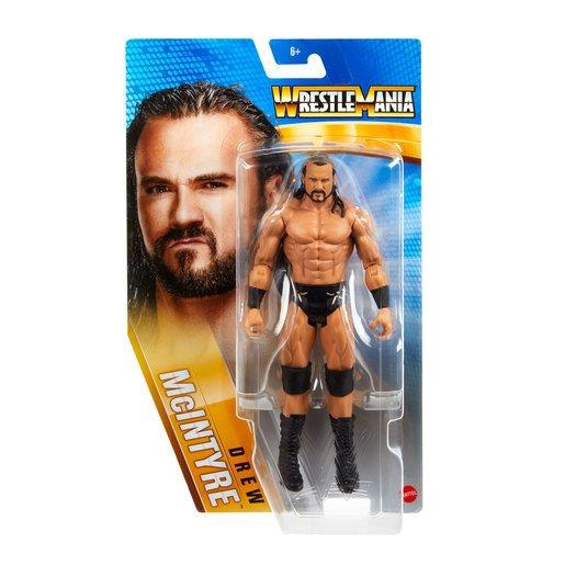 WWE WrestleMania Action Figure - Drew McIntyre