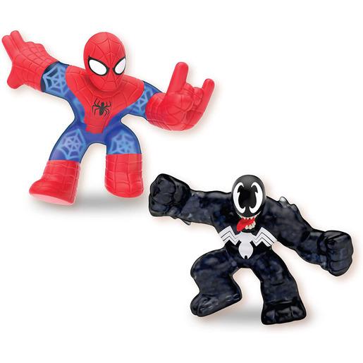 Heroes Of Goo Jit Zu - Spider Man Vs Venom