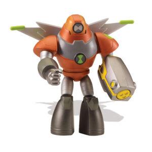 Ben 10 Action Figure - Space Armor Heatblast