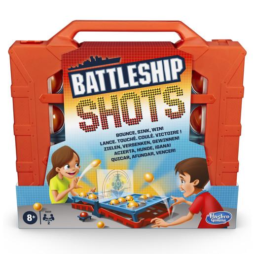 Battleship Shots Game