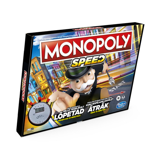 Monopoly Speed Game