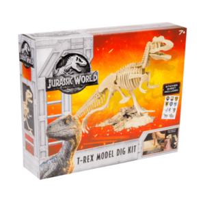 Jurassic World T-Rex Model Kit