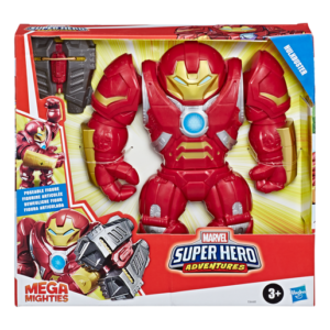 Playskool Heroes Marvel Super Hero Adventures Mega Mighties - Hulkbuster