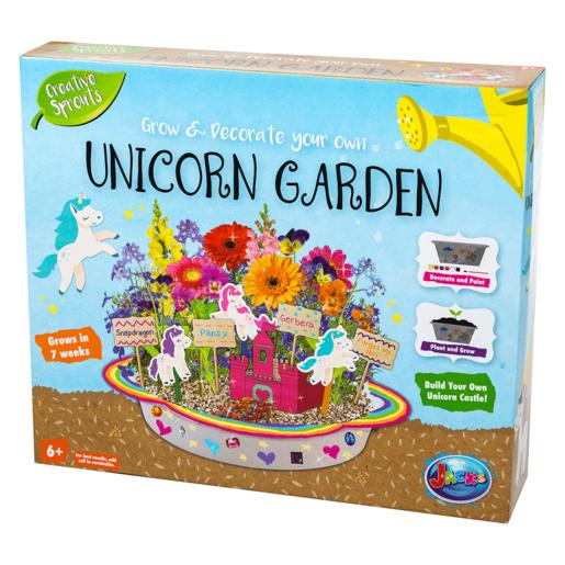 Jacks Grow&Decorate Your Own Unicorn Garden