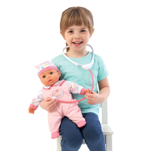 Cupcake Cuddle and Care Doll