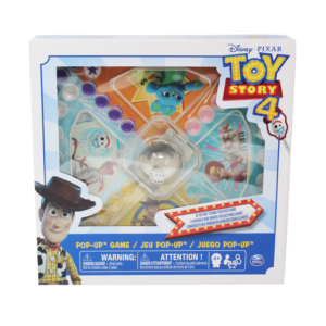 Disney Pixar Toy Story 4 Pop-Up Game