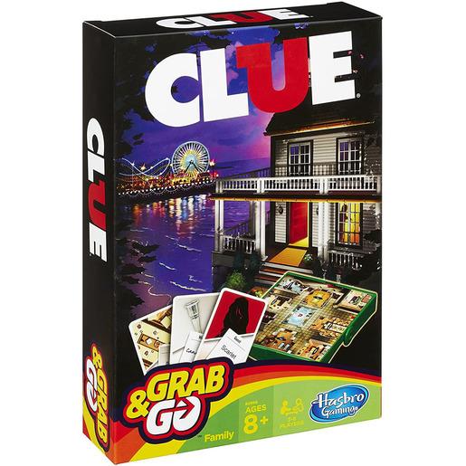 Cluedo Grab & Go Game