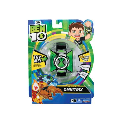 Ben 10 Season 3 Omnitrix